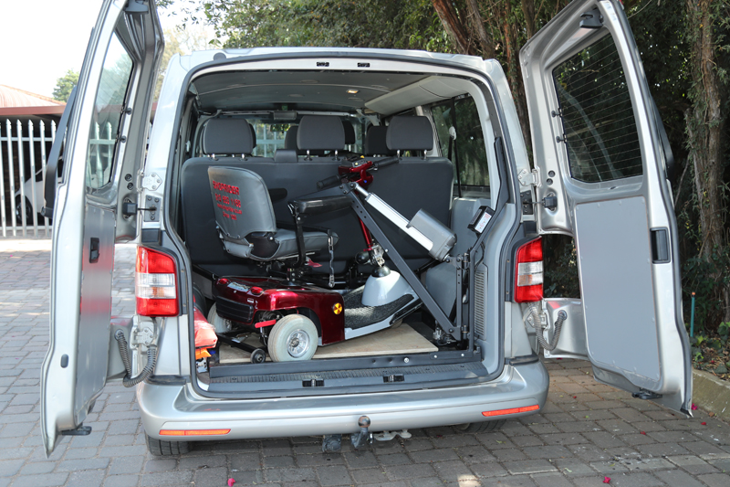 VW Transporter Features  